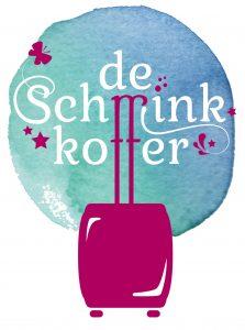 de schminkkoffer Hemelum logo
